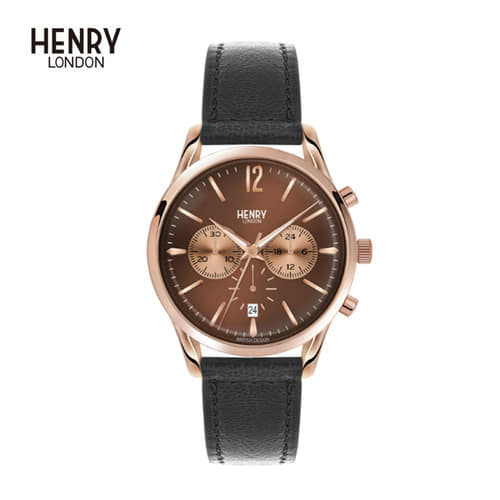 [헨리런던 HENRY LONDON] HL39-CS-0054 Harrow(해로우) 38.5mm